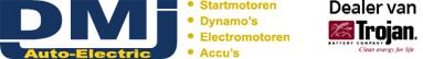 DMJ - Trojan Batteries